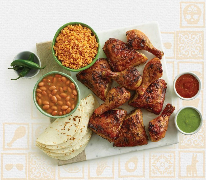 Limited Time $20 Familia Dinner Now Available at El Pollo Loco