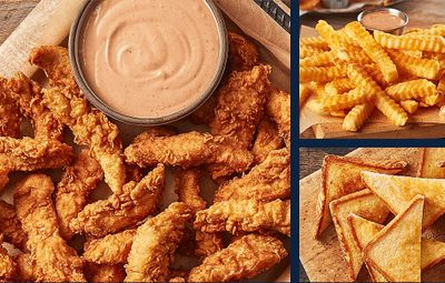 Save with Zax Family Packs Now at Zaxby's