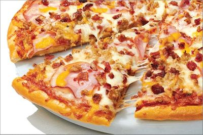 Limited Time Only Hog Heaven Specialty Pizza Available at Papa Murphy's