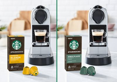 Nespresso and Starbucks Partner to Create Fall-Inspired, Enjoy-at-Home Expresso Line