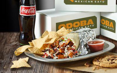 New Burrito Meal Deals Introduced at Participating QDOBA Mexican Eats