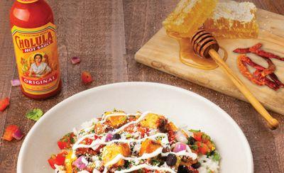 QDOBA Mexican Eats Launches New Cholula Hot & Sweet Chicken Burrito or Bowl