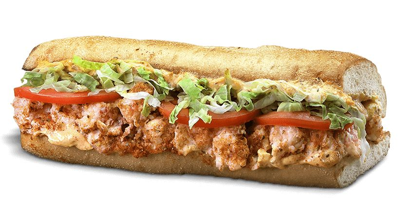 Lobster Classic and Cajun Lobster Sandwiches Back for a Limited Time Only at Quiznos