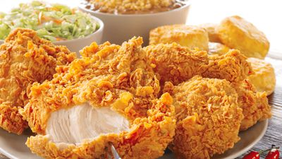 2 Can Dine for $7.99 Online Offer Launches at Participating Popeyes for a Limited Time