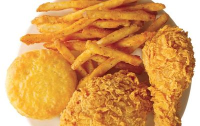 Limited Time $4.99 2 Piece Chicken Dinner Offer Available at Popeyes