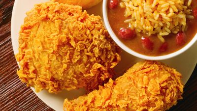 Limited Time 2 Can Dine on Delivery for $12 Online Offer at Popeyes