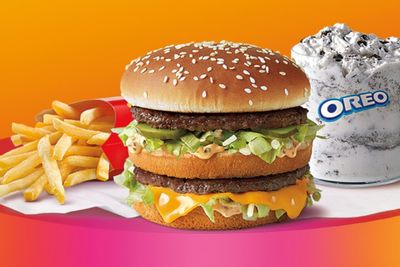Free Oreo Blizzard When You Order the J Balvin Meal Through McDonald's In-App Offer