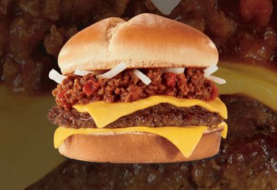 For a Limited Time Only the Chili Cheeseburger and Double Chili Cheeseburger Spice Up the Menu at Jack In The Box