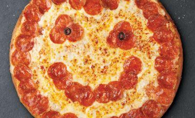 The Jack-O'-Lantern Pizza is Back for the Halloween Season at Papa John's Pizza