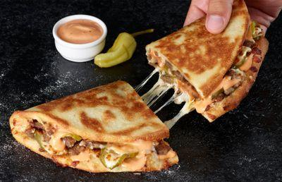 Papa John's Introduces their New Double Cheeseburger Papadia at Select Locations