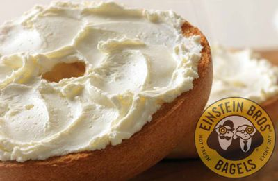 Join the Shmear Society at Einstein Bros. Bagels and Receive a Free Bagel and Shmear