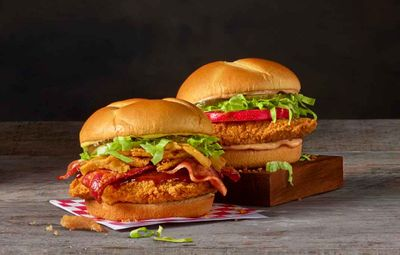 New Classic and Bacon BBQ Mother Cruncher Chicken Sandwiches Available at Checkers