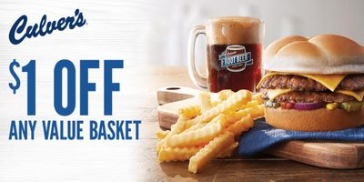 MyCulver's Rewards Members Check Your Inbox for a $1 Off Coupon for a Regular Value Basket