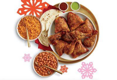 El Pollo Loco Launches New Holiday Familia Dinner for $20