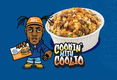 White Castle is Giving Away Free Online Recipes for their Original Slider Stuffing, Stuffing 'A La Coolio and More