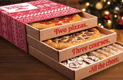 Pizza Hut's Popular Triple Treat Box Returns for a Limited Time with Pizzas, Breadsticks & More