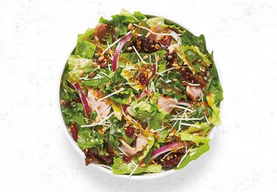 Flash MOD Menu Rolls Out the New Cranberry Honey Winter Salad at MOD Pizza