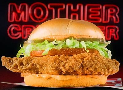 Join The Flavorhood and Get a Free Mother Cruncher Chicken Sandwich with $5 Purchase at Rally's