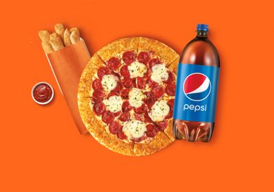 New Online $10 Pepperoni Cheeser! Cheeser! Meal Deal Arrives at Little Caesars Pizza