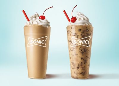 Sonic Drive-in Shakes Things Up with their New Espresso and Oreo Espresso Milkshakes