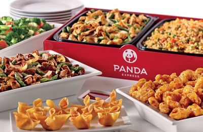 $0 Delivery Fee Offered at Panda Express From Now Through to December 21