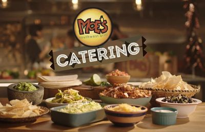Moe's Southwest Grill Offers 15% Off $150+ Catering Orders with New Promo Code