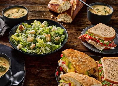 Panera Bread Rolls Out New Family Feast Value Meals Starting at $29