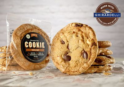 Members of Jimmy John's Freaky Fast Rewards Check Your Account for a Free Cookie Offer Valid Through to December 23