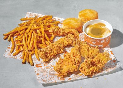 New $12 Tenders 2 Can Dine Meal Arrives at Popeyes for a Limited Time