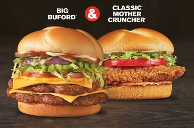 Get a Free Classic Mother Cruncher or a Big Buford when you Join Checkers Online Rewards Program for a Limited Time