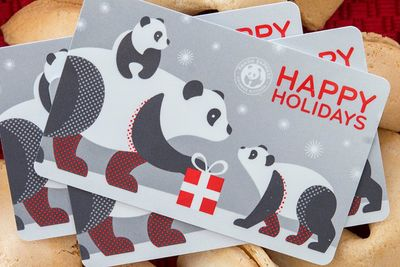 Receive a Free Bowl with a $30 or More Online eGift Card Purchase Through to December 25 at Panda Express