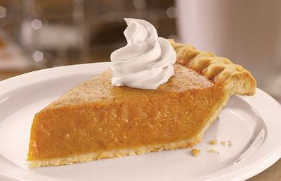 Pumpkin and Pecan Pies Now Available for the Holidays at Denny's