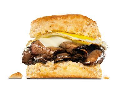 Hardee's Rolls Out their New Prime Rib Breakfast Biscuit and Burrito for a Limited Time