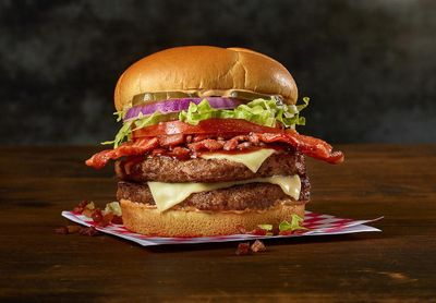 New Smoky BBQ Bacon Buford Burger Arrives at Rally's for a Limited Time Only