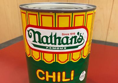 New T-Shirts, Coney Island Chili Topping and Original Deli Style Mustard Now Available at the Nathan's Famous Online Shop