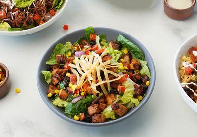 New Impossible Taco Salad Dished Up at Participating QDOBA Mexican Eats Locations