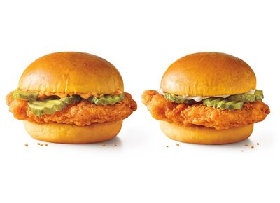 Sonic Drive-in Welcomes Back Spicy and Original Chicken Slingers for a Short Time Only