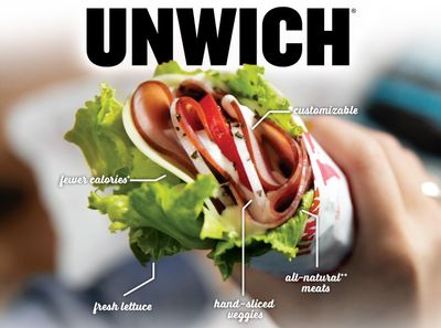 Jimmy John's Carries the Lettuce Unwich into the New Year