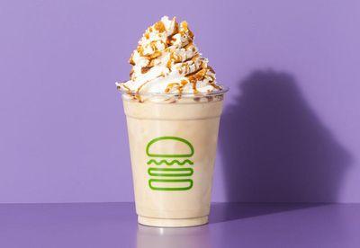New Sweet and Chocolatey Hand-spun Milkshakes are Shaking Things Up at Shake Shake