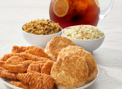 Select Bojangles Restaurants are Offering the New $19.99 12 Piece Chicken Supremes Family Meal