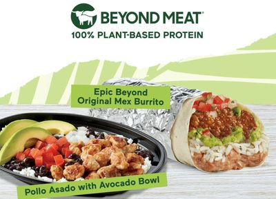 Del Taco is Now Dishing Up a Large Menu of Meatless Options for Vegans and Vegetarians
