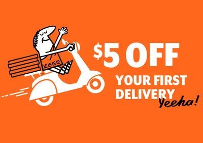 Receive $5 Off Your First Little Caesar's Online or In-app Delivery Order With a New Promo Code Through to January 31