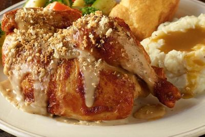 For a Limited Time Only, Garlic and Roasted Herb Chicken Arrives at Boston Market