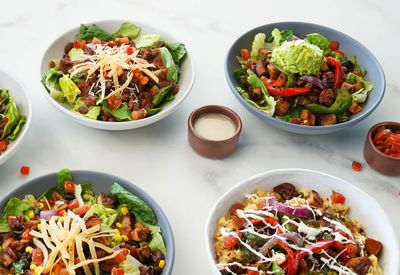 QDOBA Offers Rewards Members a Free Entree with their Next Visit when they Purchase a Select Entree Through to January 17