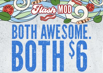 MOD Pizza Extends $6 Wayne Pizza and Green Goddess BLT Salad Promotion to All In-app or Online Orders Through to January 24