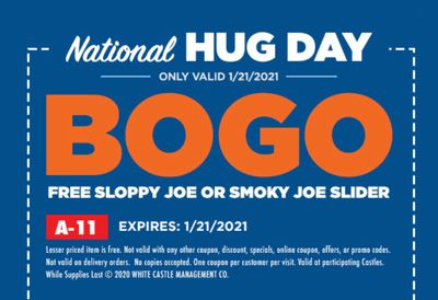 January 21 Only: Craver Nation Members Check Your Inbox for a BOGO Slider Coupon