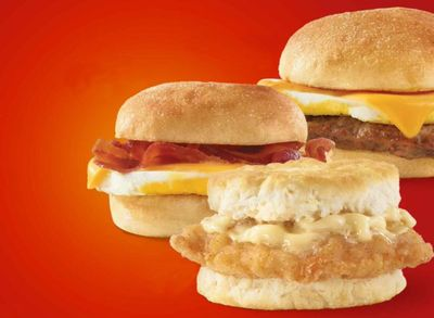 Wendy's Announces a New, Limited Time Only 2 for $4 Breakfast Sandwich Deal