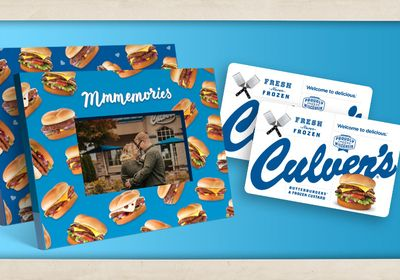 Enter to Win Free Food and Gift Cards with Culver's Memory Lane Sweepstakes