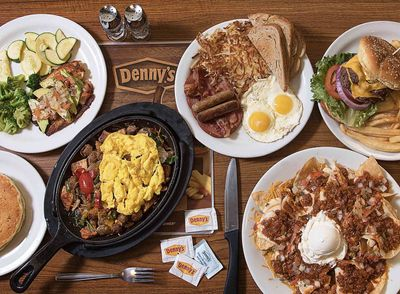 Denny's Rewards Members Check Your Inbox for a 21% Off Deal Available Through to January 31