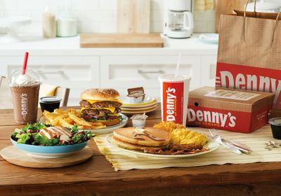 Join Denny's Rewards for a Limited Time Only and Receive 20% Off Your First Order